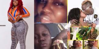Video: Patapaa breaks silence on why he dumped Queen Peezy for a white woman in Germany