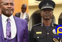 Video: Kennedy Agyapong attacks Central Region Police Commander during UEW Campus riot
