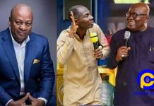 Video: Mahama will win 2020 elections but Nana might steal the election as Buhari did-Badu Kobi