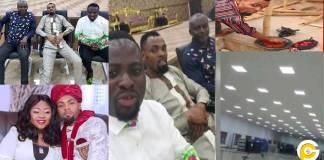 Rev Obofour inaugurates 20,000 capacity church auditorium