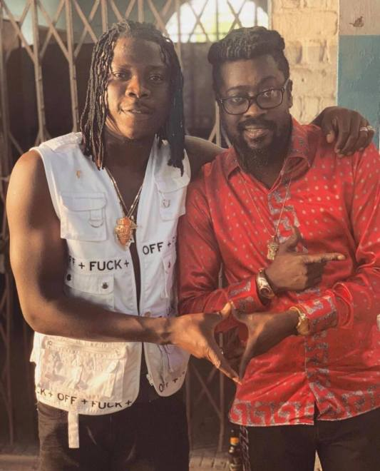 STONEBWOY BEENIE - Stop the many features & build a foundation first-Jamaican Media personality