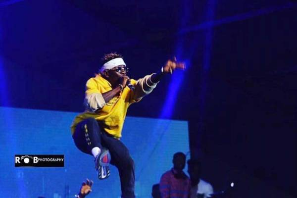 Shatta Wale 2 - Full list of winners for 3Music Awards 2019