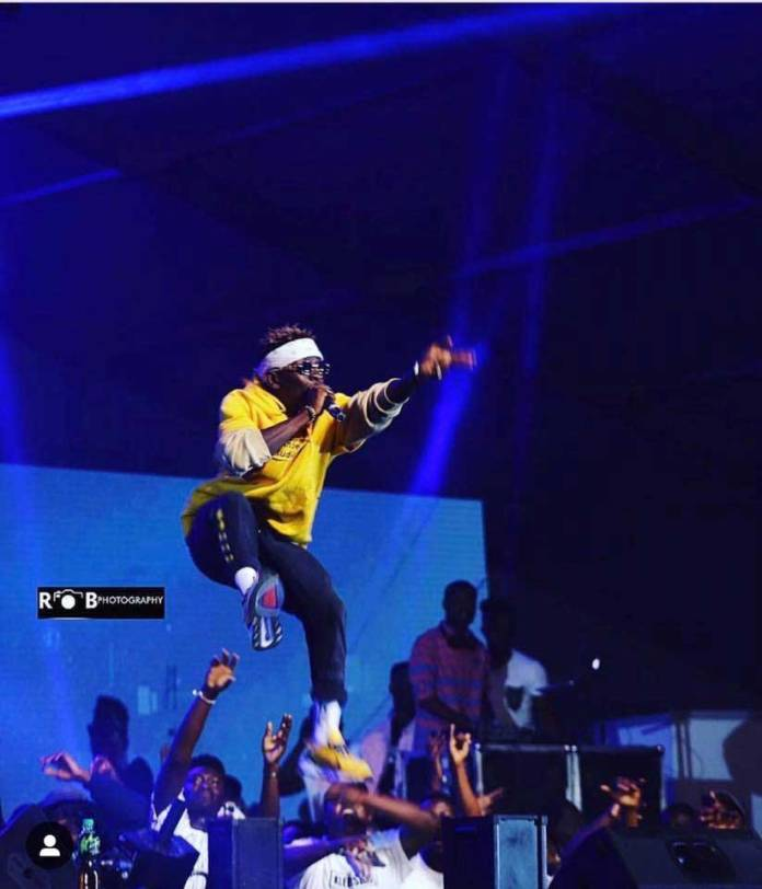 Shatta Wale 2 - 3 Music Awards 2019: Shatta Wale won 8 awards out of 11 nominations