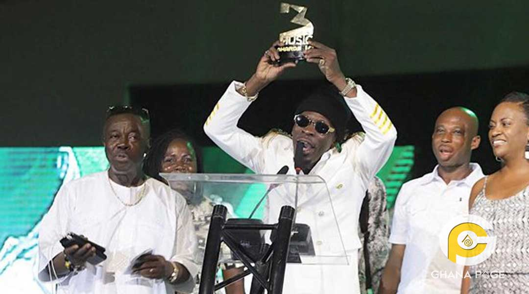 Shatta Wale 3 - Full list of winners for 3Music Awards 2019
