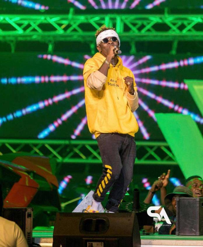 Shatta Wale 4 - 3 Music Awards 2019: All the red carpet moments you missed