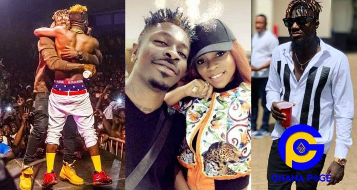 The real reason why Shatta Wale started beef with Pope Skinny exposed - It's all about Shatta Michy