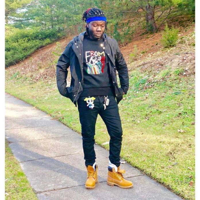 Showboy 1 - Efia Odo is the ex-girlfriend of late Junior US – Shatta Wale reveals