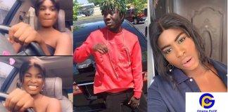 Yaa Jackson jams on Showboy's 'Y3 Blow' song to mock her critics