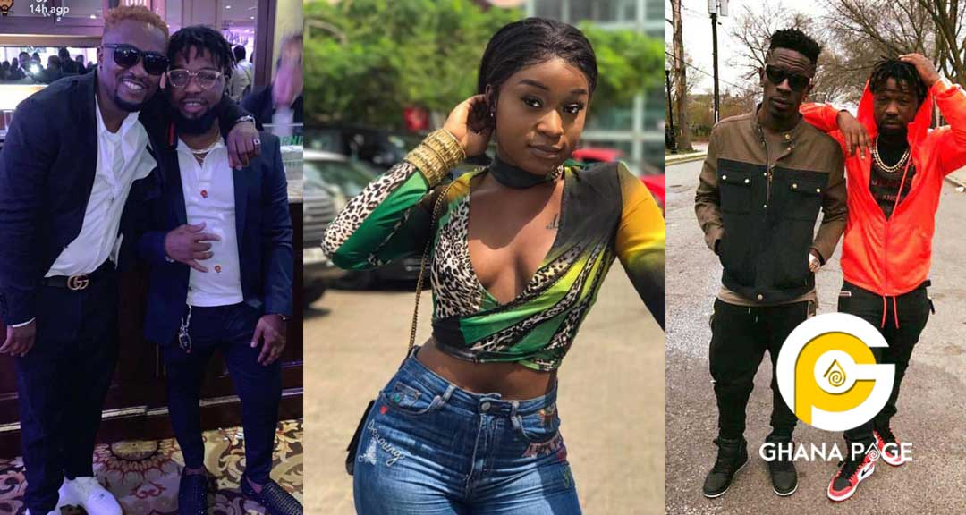Archipalago Junior US Shatta Wale Efia Odo - Archipalago confirms Junior US & Shatta Wale bonked Efia Odo & paid her
