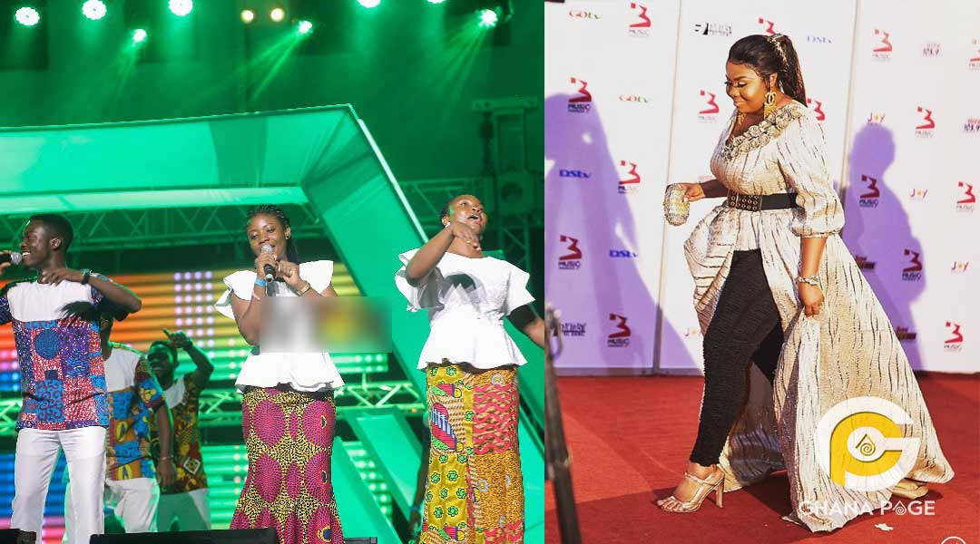 Bethel and Gifty Adorye - Gifty Adorye unhappy with 3Music organizers