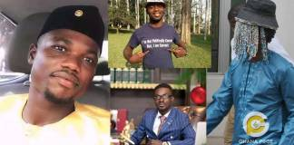 Anas, Manasseh, NAM 1, Sammy Gyamfi others to be killed by hired assassins- Prophet Cosmos