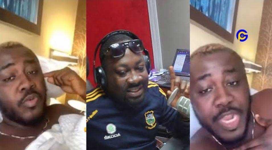 DR CANN KONTIHENE - Kontihene blasts radio presenter, Dr Cann of Happy Fm