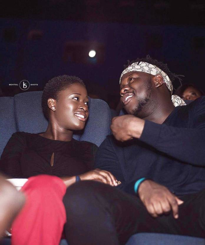 "Fella Makafui Medikal 4 - ""We met on Facebook"" – Fella Makafui talks about how she met Medikal"