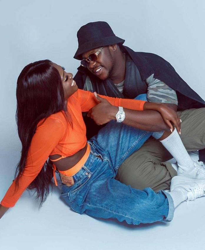 Fella Makafui Medikal 6 - Fella Makafui's touching birthday message to Medikal will melt your heart