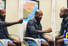 Video: It's been 4yrs since I suffered a stroke & I still can't use my right hand to write-Junior Agogo