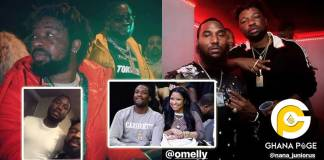 As we mourn Junior US, photos of him chilling with Meek Mill, Omelly, Minaj,other US stars pop up