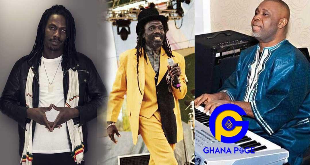 Kenyata Kill Culture Jnr Georges Kouao - Kenyatta Hill son of legendary Reggae star Culture set to visit Ghana