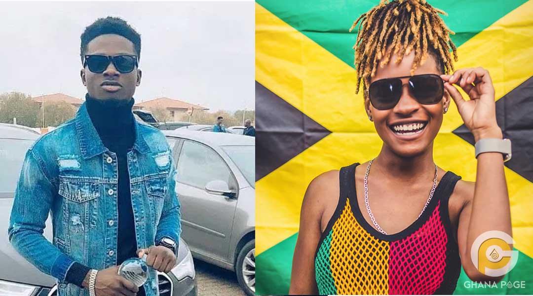 Kuami Eugene Koffee - Kuami Eugene exposed for stealing Jamaican artiste lines