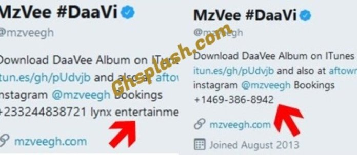 Mzvee - Mzvee finally part ways with Lynx Entertainment
