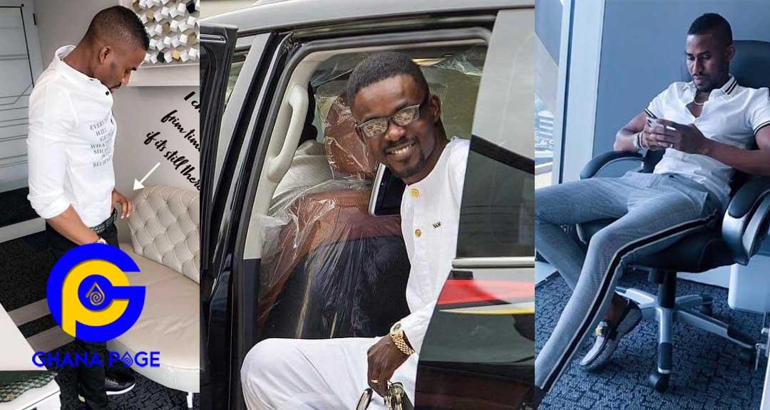 Nana Appiah Mensah NAM1 Ibrah One - All NAM1 release reports are fake and he is broke-Ibrah One