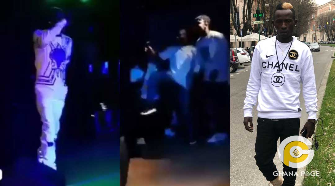 Patapaa Norway - Patapaa spent over 80 euros on weed for 4days during his Europe tour
