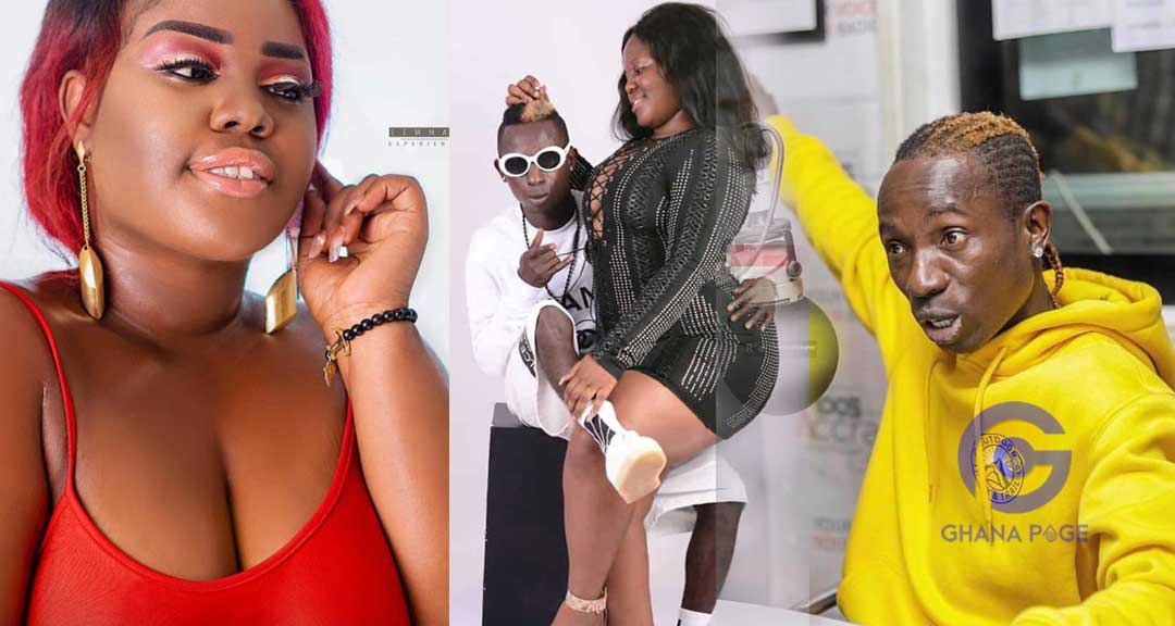 Queen Peezy Patapaa - Queen Peezy changes her name on IG & deletes photos of Patapaa