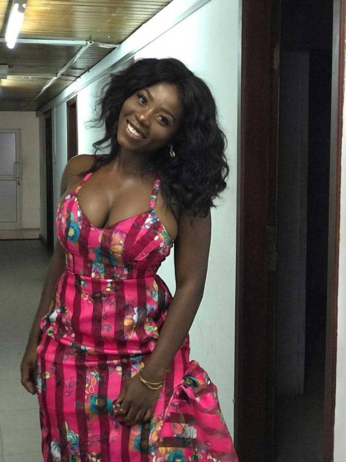 Ruth Oti Roototi 1 - Meet Ruth Oti aka Roototi the beautiful and eloquent young lady who played the role of 'SADIA' in TV3's Ghanaian drama series