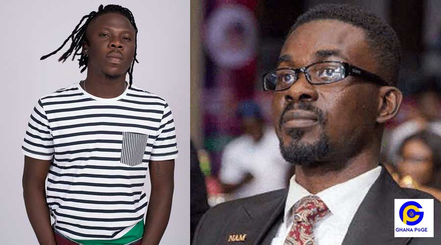 STONEBWOY NAM1 - NAM1 is not a criminal, government is not treating him fairly-Stonebwoy
