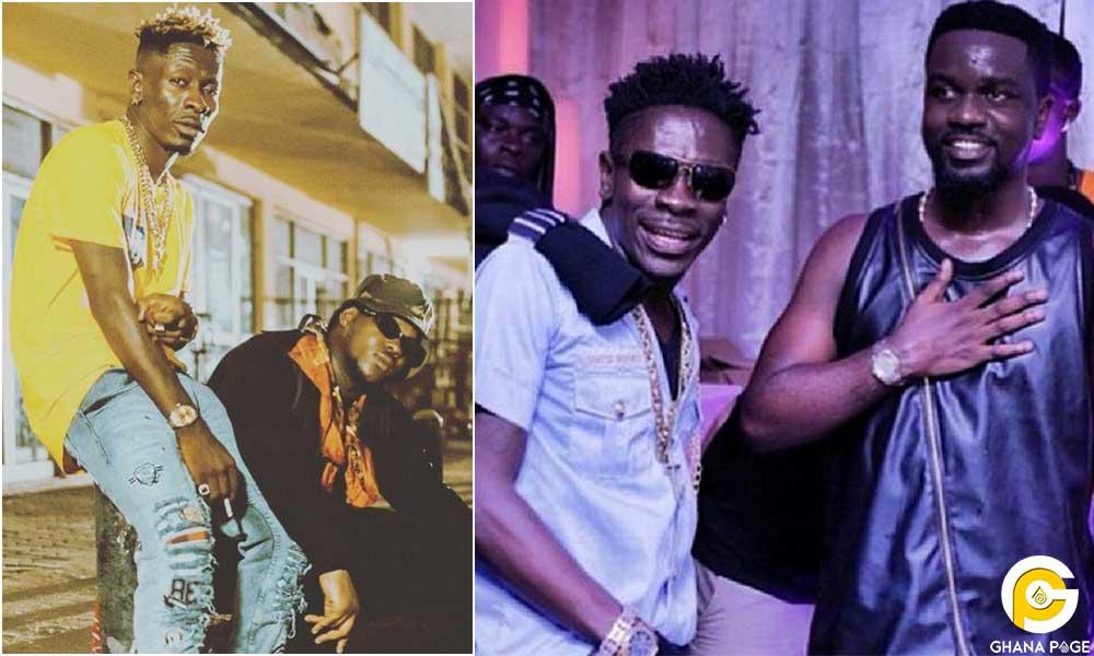 Shatta Wale Sarkodie Medikal - Shatta Wale names Medikal as the best rapper in Ghana