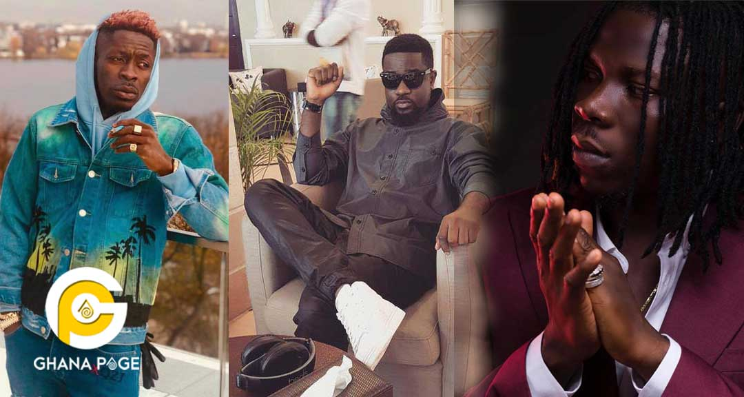 Shatta Wale Stonebwoy Sarkodie - Shatta Wale writes a 'sweet love letter' to Ghanaian bloggers