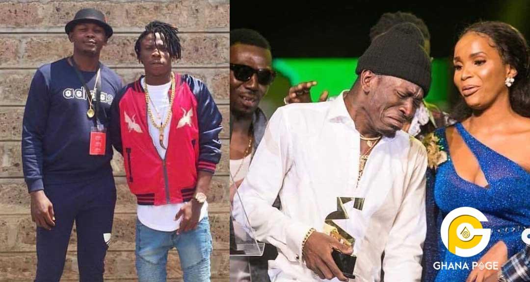 Stonebwoy Blakk Cedi Shatta Wale - 3 Music Awards is a joke – Stonebwoy's manager attacks