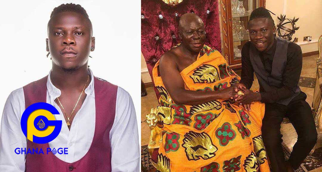 Stonebwoy Otumfour Osei Tutu - Stonebwoy to headline Otumfour Osei Tutu's 20th anniversary concert