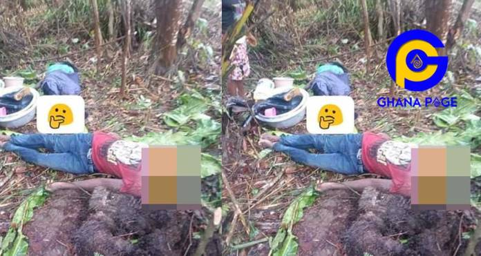 Thunder kills a 27 year old man and his wife in Central Region [Photos]