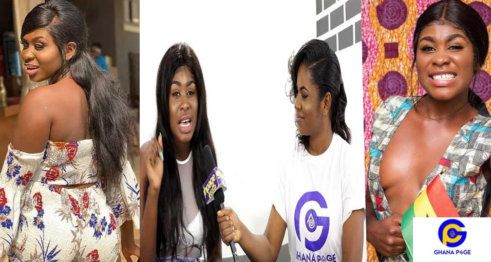 Yaa Jackson on Ghpage TV1 - 'I see myself as a superstar and a good role model' – Yaa Jackson