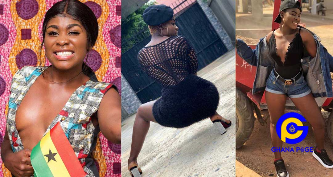 Yaa Jackson 3 - Don't blame me for your children's stubbornness if you don't train them well – Yaa Jackson tells parents