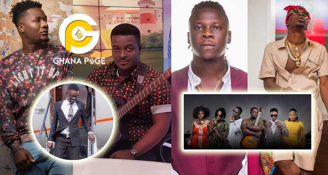 Zylofon Media artists NAM1 Nana Appiah Mensah - Here is how Zylofon Media artists reacted to the release of NAM1 from jail