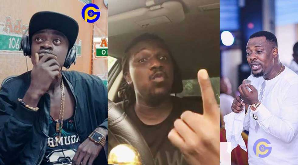 lilwin zack nigel - Lilwin's former manager sends strong warning to Nigel Gaisie