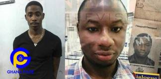 Meet Meizongo, the main suspect in the murder of Ahmed Hussein-Suale who has been arrested