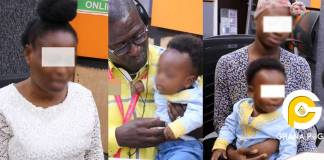 Blind woman who was raped and infected with HIV gives birth-Names child after Captain Smart