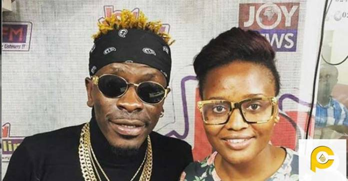 mzgee warns Shatta Wale