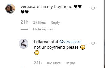 Fella Makafui