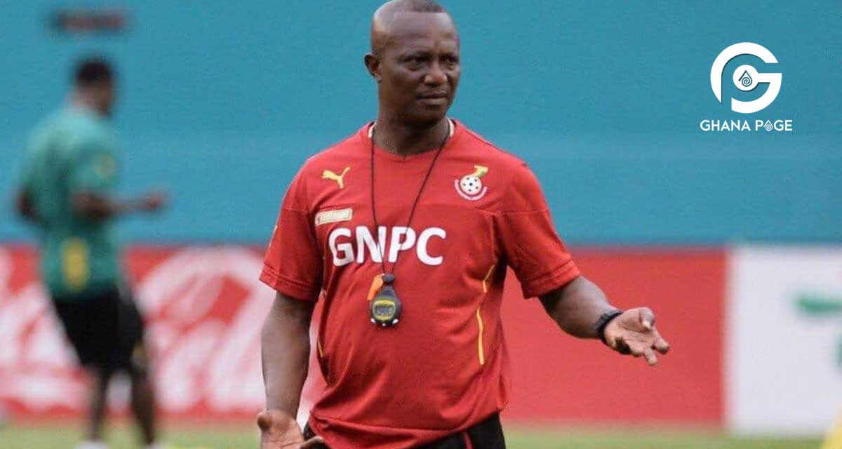 GFA sacks Kwesi Appiah; other national team coaches