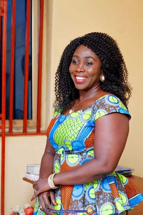 Prophet Badu Kobi's wife