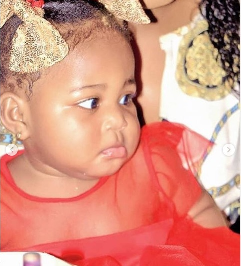 SEE PHOTOS:  Beautiful wife and daughter of music star DJ Arafat 10
