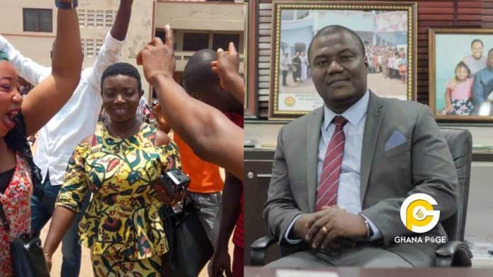 Mary Boatemaa Marfo - Dr. Nana Ayew Afriyie