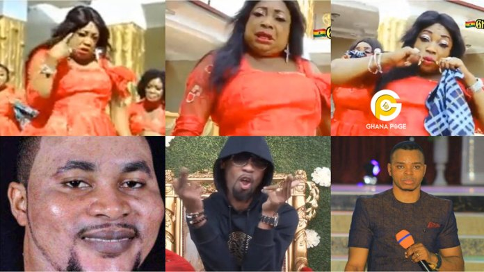 Rev. Obofour's diss song to Obinim and other haters titled