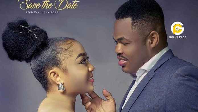 Beautiful pre-wedding photos of Ghanaian actress, Vicky Zugah and boyfriend goes viral