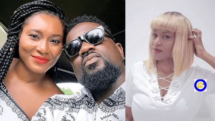 Tracy-Sarkcess-and-Sarkodie