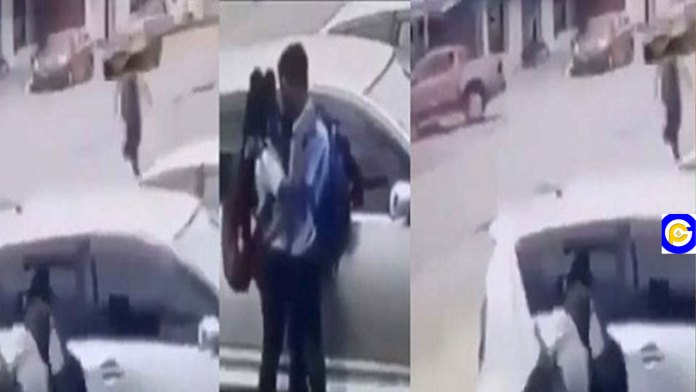 Father-mercilessly-beats-his-SHS-daughter-after-he-saw-her-kissing-a-colleague-in-the-streets