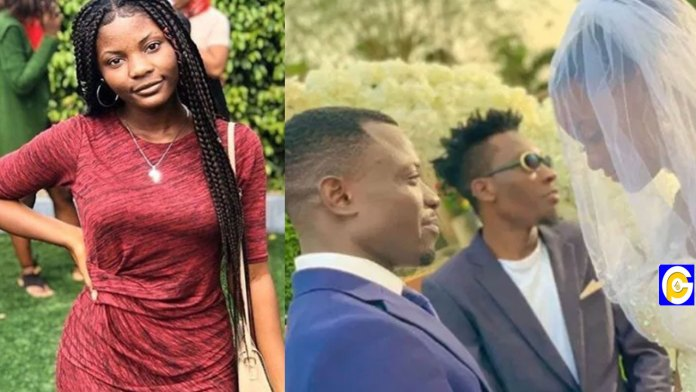 Keren,-the-Legon-girl-who-slapped-cheating-boyfriend-with-chalewote-ties-the-knot